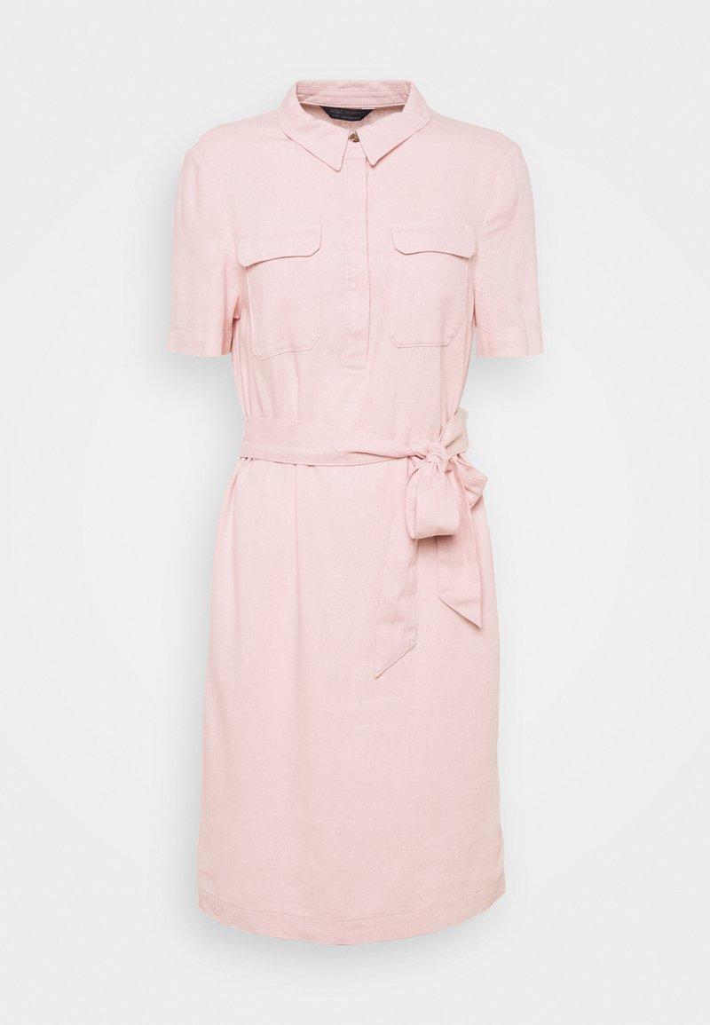 Marks & Spencer London - BELT SHIFT - Shirt dress - pink