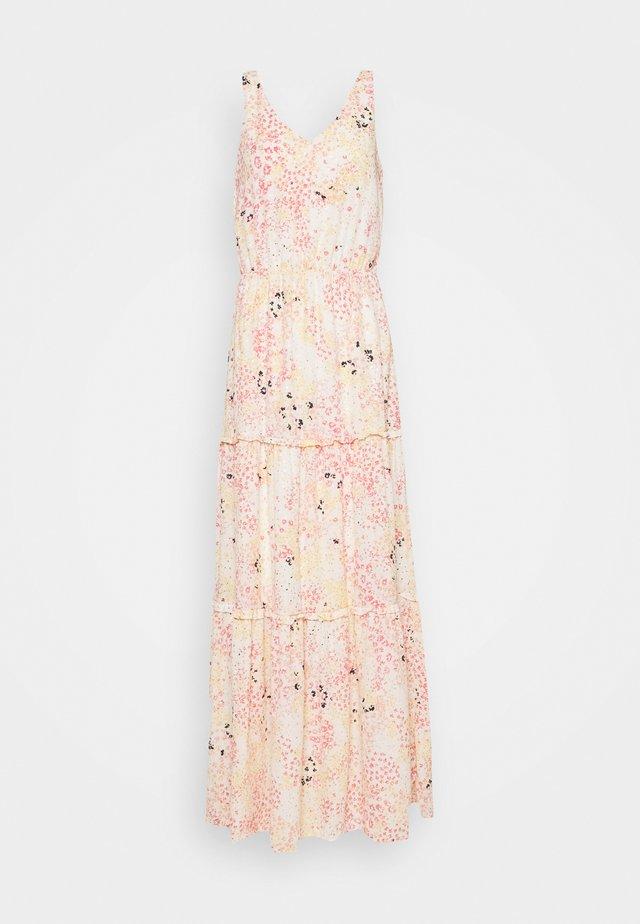VMHANNAH FOIL ANKLE DRESS - Maxi-jurk - birch