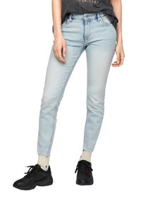 QS by s.Oliver - Jeans Skinny Fit - light blue - 3