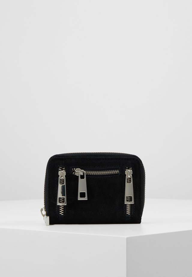 NEW SUEDE - Monedero - black