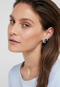 Anton Heunis - Earrings - blue/gold-coloured - 1