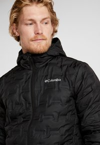 Columbia - DELTA RIDGE HOODED JACKET - Down jacket - black