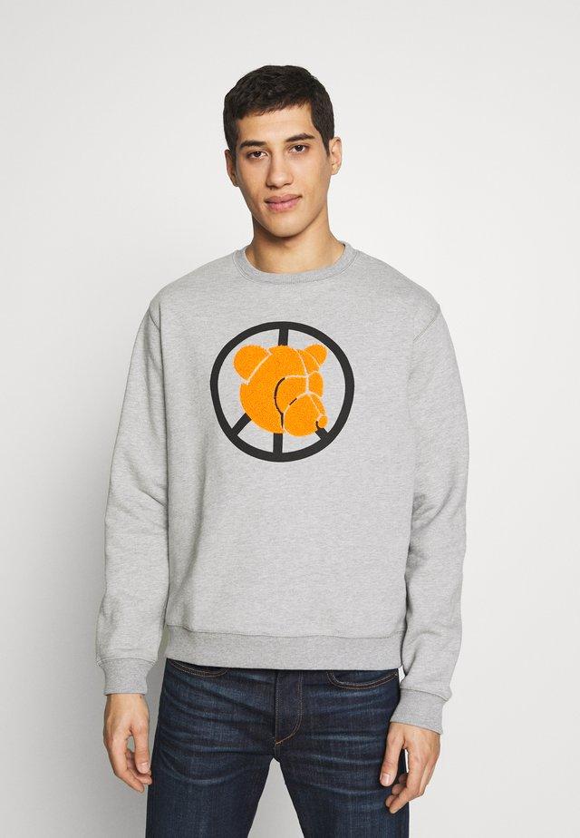 TEDD - Sweater - grey melange
