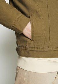 Levi's® - TYPE 3 SHERPA TRUCKER - Light jacket - cougar - 5