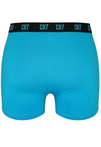 Cristiano Ronaldo CR7 - CRISTIANO RONALDO BASIC RETROSHORTS 3-PACK - Pants - blue.dark blue/grey - 4