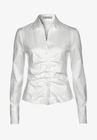 RENÉ LEZARD - Button-down blouse - white - 3