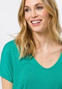 zero - Print T-shirt - emerald green - 3