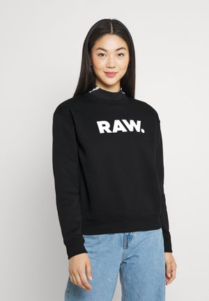 PREMIUM CORE CREWNECK - Sweater - black