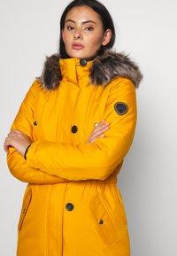 ONLY - ONLIRIS - Winter coat - golden yellow - 4