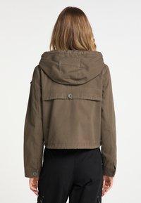 DreiMaster - Light jacket - grau oliv - 2