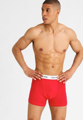 TRUNK 3 PACK - Underkläder - white/red/blue