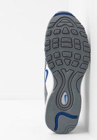 Nike Sportswear - AIR MAX 97 - Sneakers - silver - 4