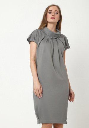PRIMAVERA - Shift dress - grau