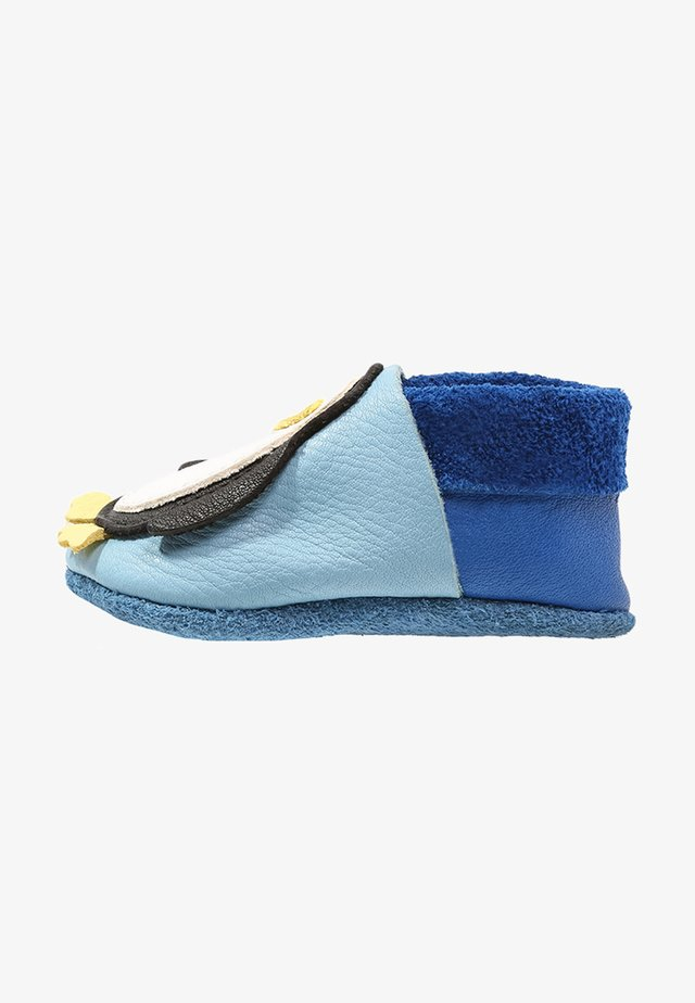 PINGUIN - First shoes - babyblue/california