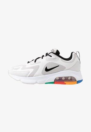 AIR MAX 200 - Sneaker low - vast grey/black/white/pacific blue/habanero red/kumquat