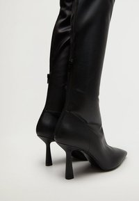 Mango - LAURA - Over-the-knee boots - black - 4