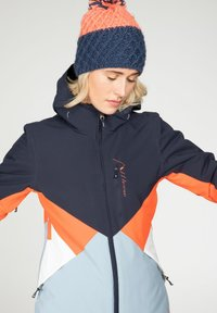 Protest - KELIS - Snowboardjacke - space blue - 6