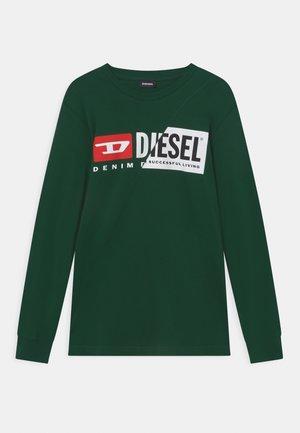 TDIEGOCUTY MAGLIE UNISEX - Langærmede T-shirts - ficus green