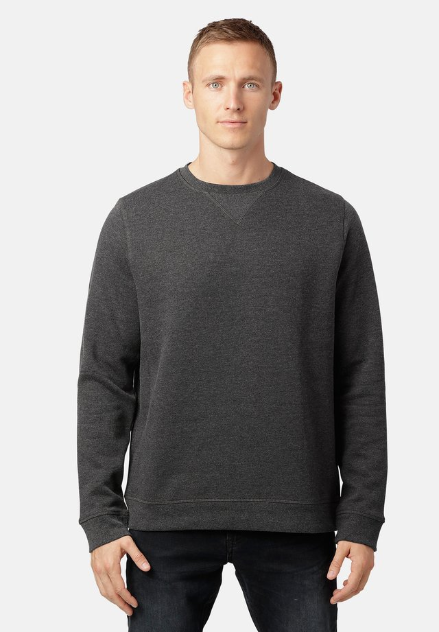 LENNIE  - Sweater - med.grey mix