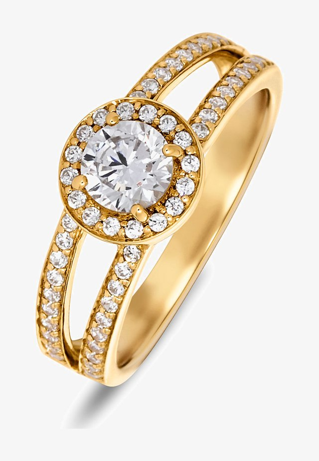 Ring - gelbgold