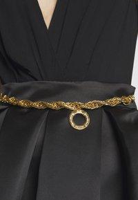 Elisabetta Franchi - Vestito elegante - nero - 8