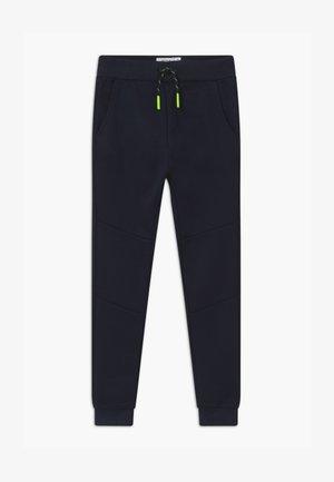 NKMOVIAN - Teplákové kalhoty - dark sapphire