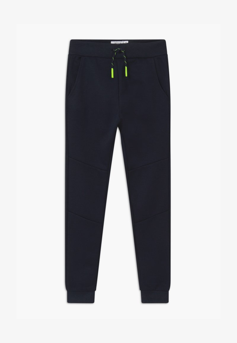 Name it - NKMOVIAN - Tracksuit bottoms - dark sapphire