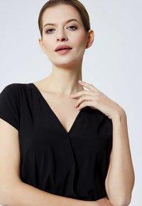 DreiMaster - Maxi dress - black - 3