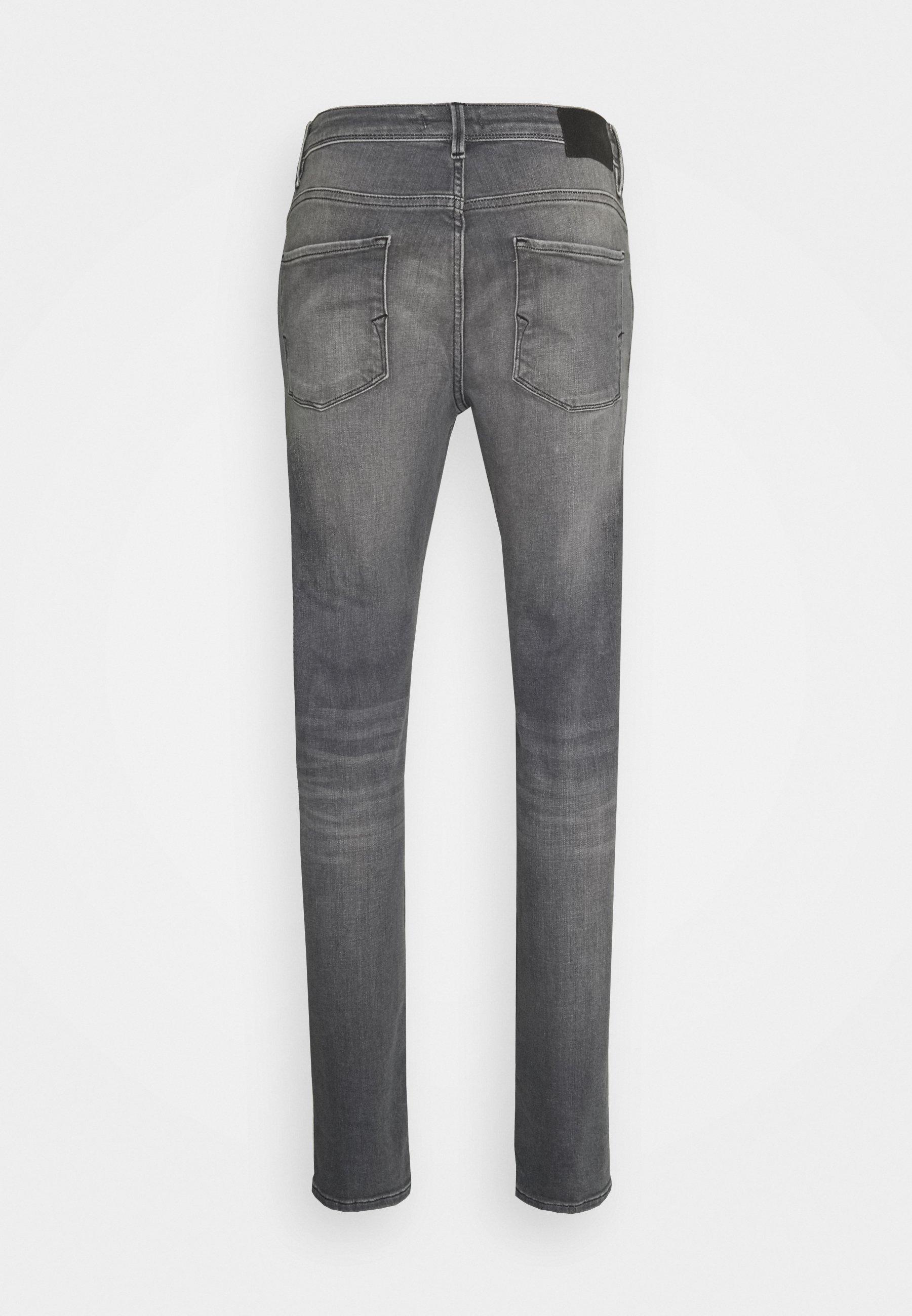 Men SLHSLIM LEON - Slim fit jeans