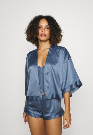 TOP SHORT - Pyžamová sada - china blue