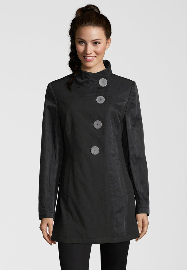 ALMAJAD - Classic coat - black