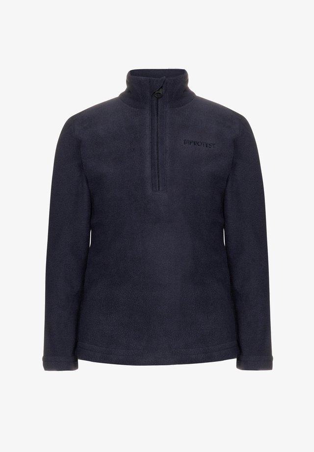 PERFECT  - Fleece trui - space blue