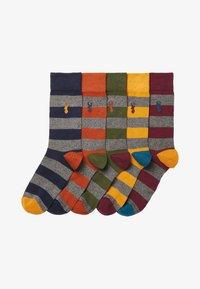 Next - 5 PACK - Socks - grey - 0