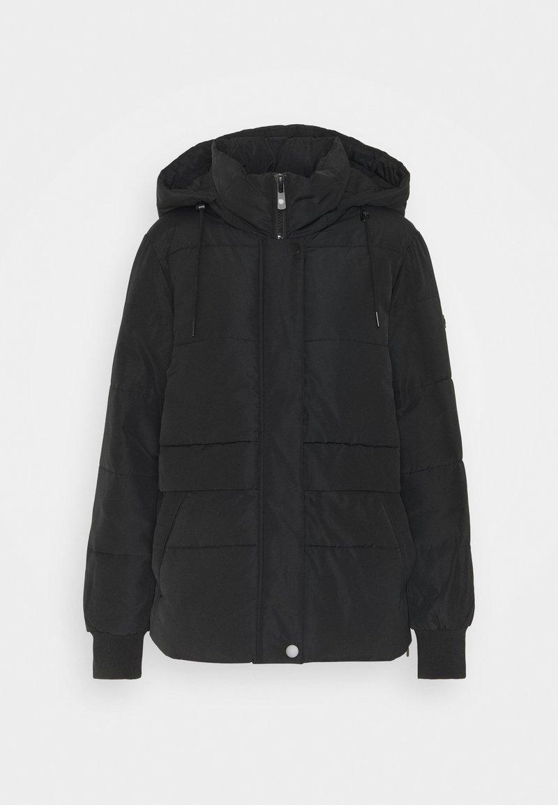 edc by Esprit - JACKET - Winter jacket - black
