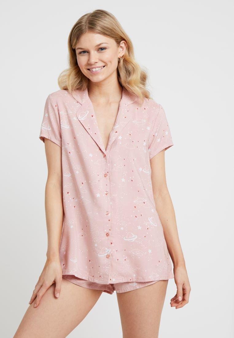 Even&Odd - SET - Pyjama set - white/rose