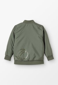 Didriksons - ROCIO KIDS JACKET - Outdoor jacket - khaki - 1