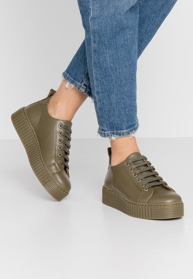 BURMEL - Sneaker low - khaki