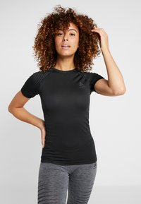 ODLO - CREW NECK PERFORMANCE LIGHT - Undershirt - black - 2