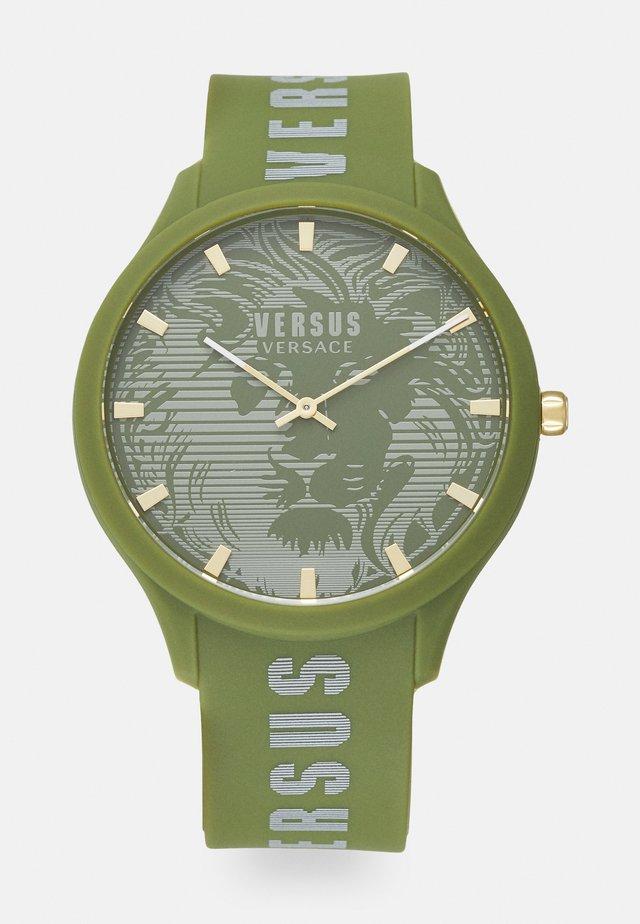 DOMUS UNISEX - Uhr - green