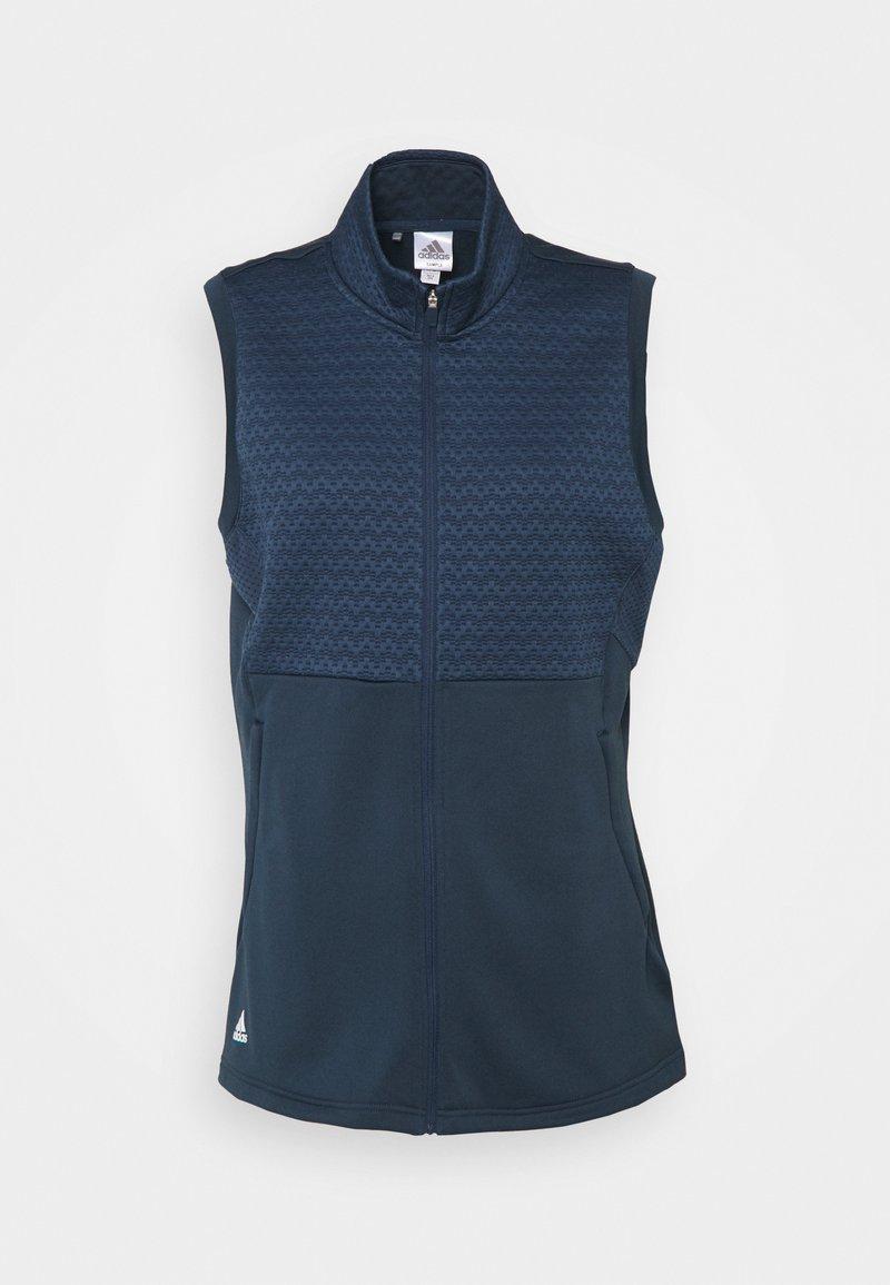 adidas Golf - COLD.RDY VEST - Waistcoat - crew navy