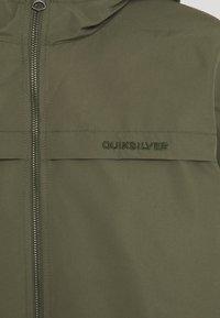 Quiksilver - WAITING PERIOD YOUTH - Winter jacket - kalamata - 2