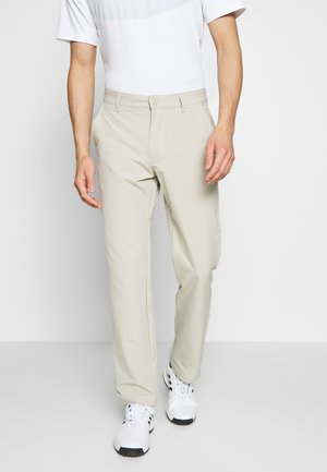 TECH PANT - Broek - khaki base