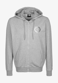 New Era - veste en sweat zippée - grey - 0