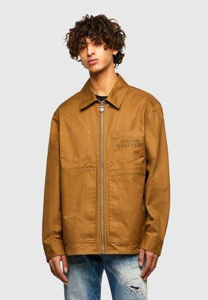 S RAFF - Korte jassen - light brown