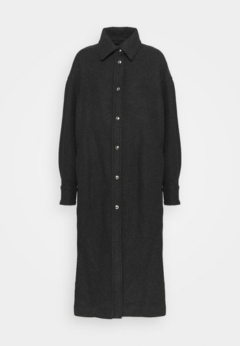 LUAN - Klasický kabát - grey