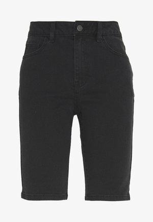 OBJMARINA  - Short en jean - black