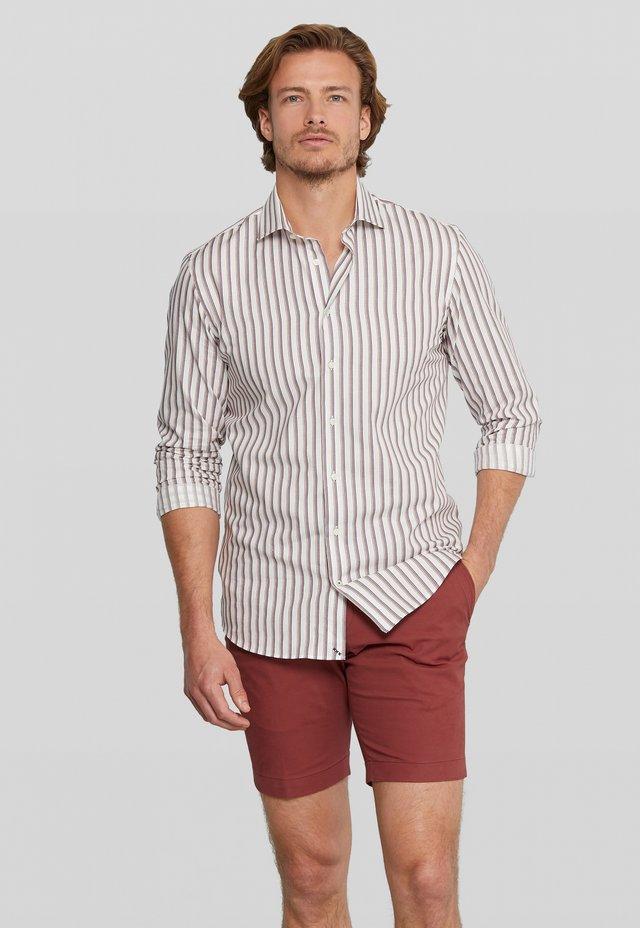 ELRAN - Overhemd - ecru