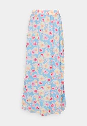VIAVA CAVA SKIRT - Maxi skirt - cashmere blue