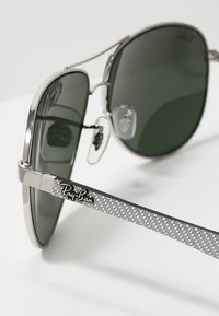Ray-Ban - Occhiali da sole - silver/crystal grey mirror - 2