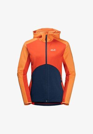 MOUNT ISA - Fleece jacket - wild brier